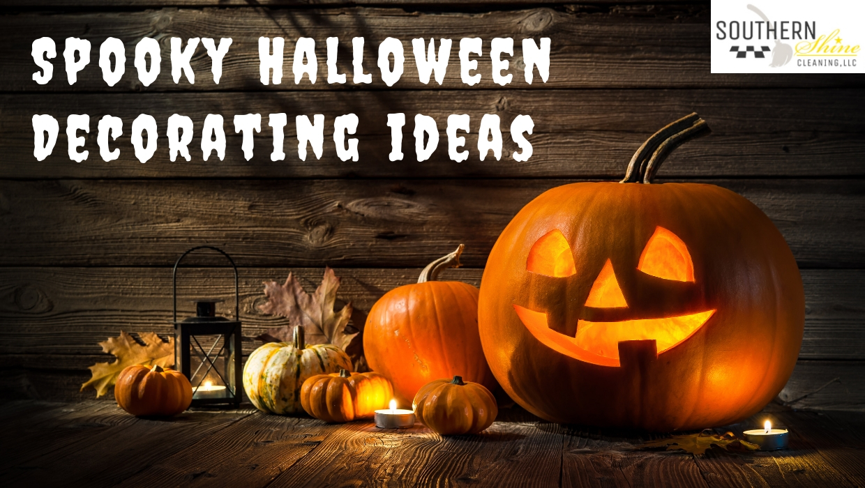 Embrace Spookiness with Halloween Decorations