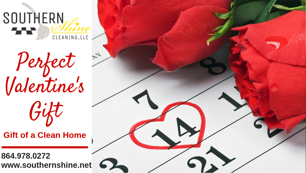 Valentine's Gift Certificate – Home Cleaning Service