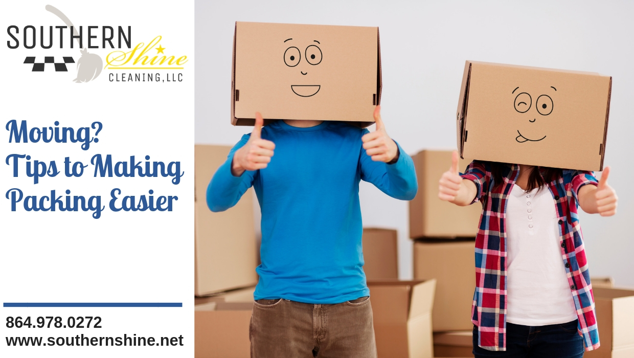 Moving? Tips to Making Packing Easier