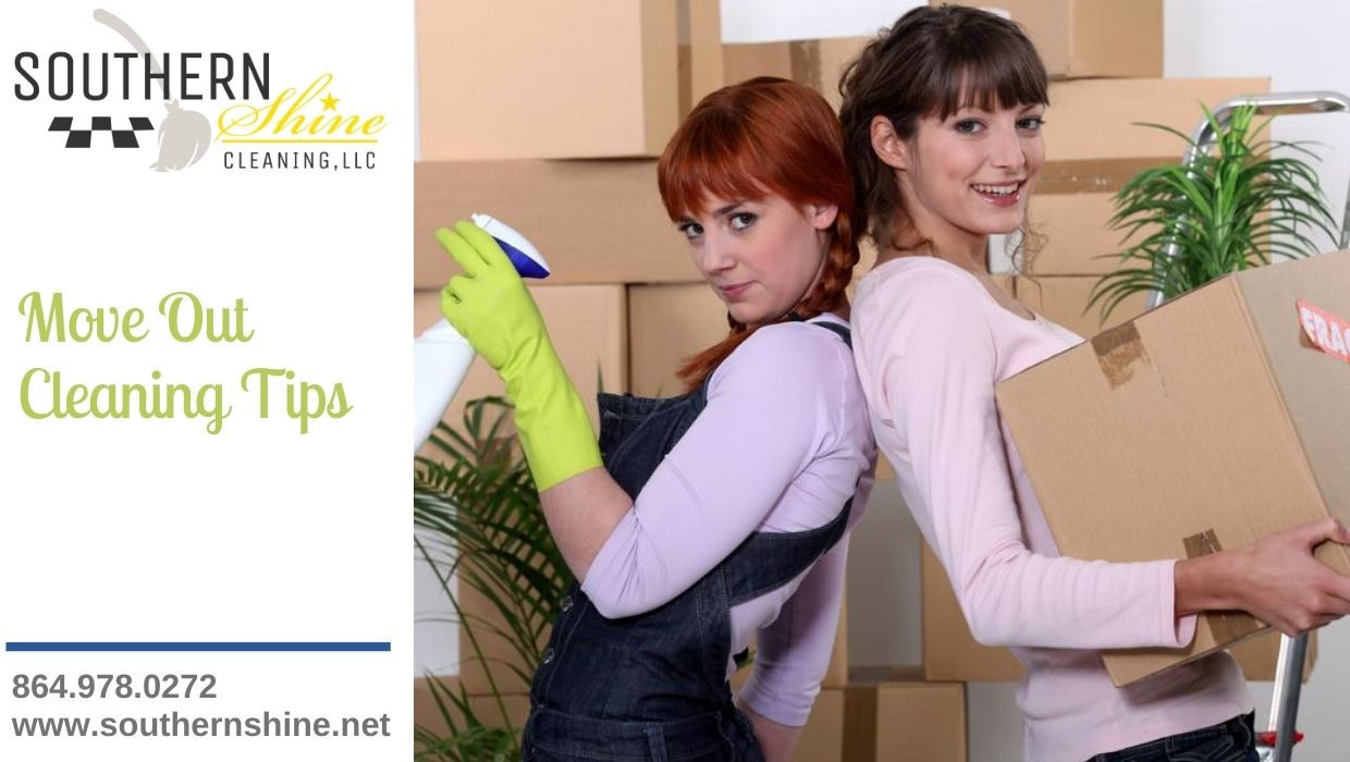 Move Out Cleaning Tips